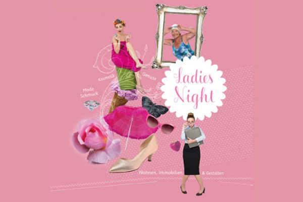 Ladies Night PlakatQuadrat12_27