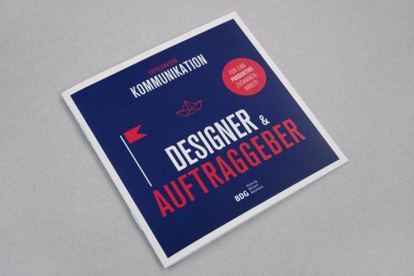 Auftraggeber Designer